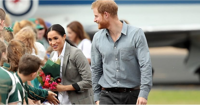 Meghan Markle, Supportive BFF, Wore a Serena Williams Jacket During Her Royal Tour