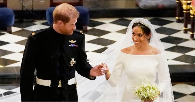 """The 1 Moment Prince Harry and Meghan Markle Will """"Treasure Forever"""" From Their Wedding"""