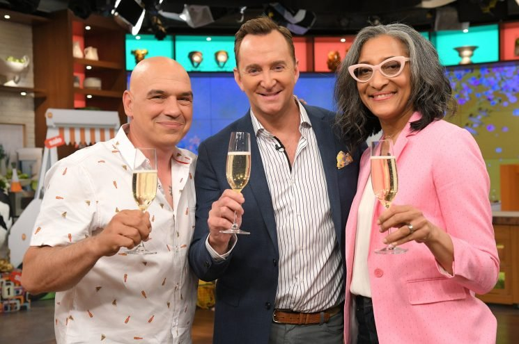 The Chew Cohosts Are Having a Live Reunion—Here's How to Watch