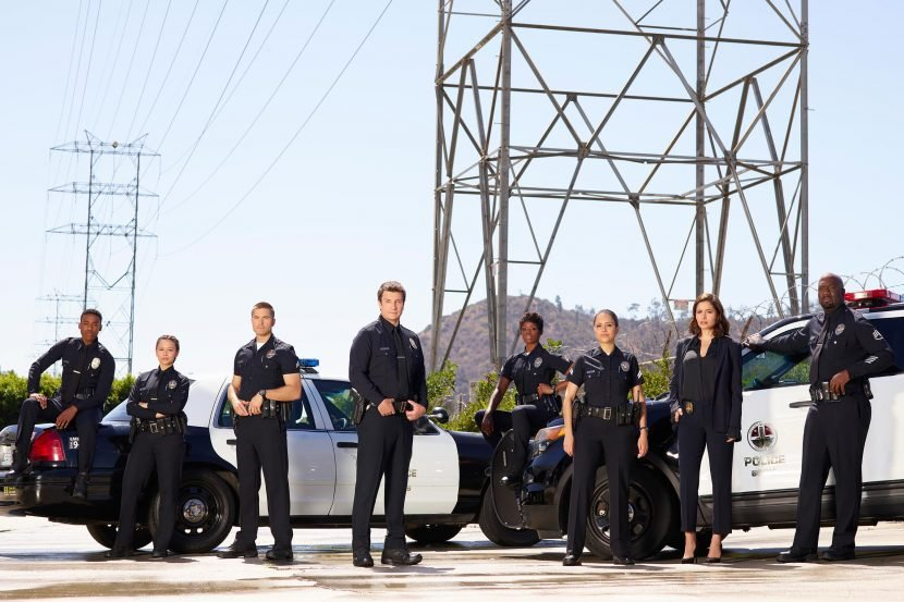 Nathan Fillion, The Rookie cast introduce ABC police drama's characters