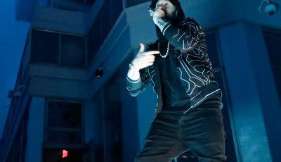 Watch Eminem perform Venom atop the Empire State Building