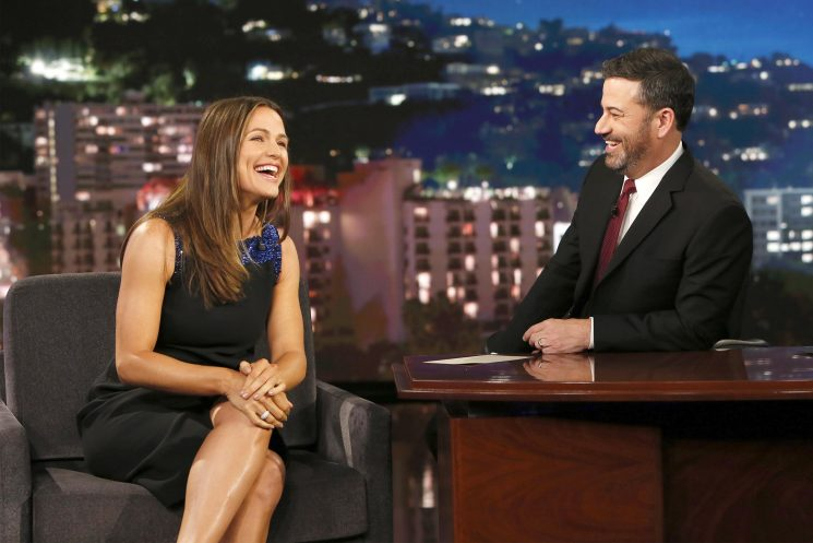 Jennifer Garner Wows Jimmy Kimmel with Her Most Famous Dessert Recipe