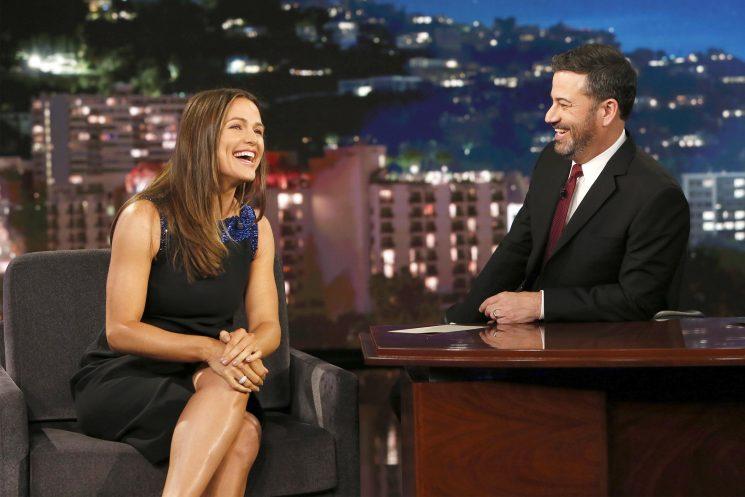 Jennifer Garner Wows Jimmy Kimmel with Her Most Famous Dessert Recipe