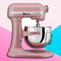KitchenAid Stand Mixers Are 30 Percent Off at Sam's Club Right Now—Including Limited Edition Colors