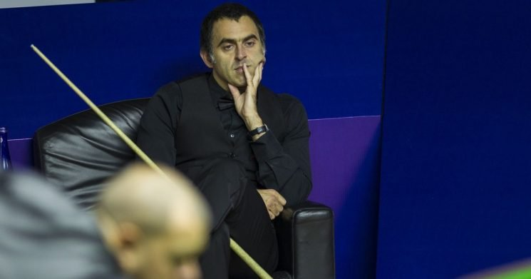 O'Sullivan slams English Open venue as 'smelling of p*** with kids in snorkels'
