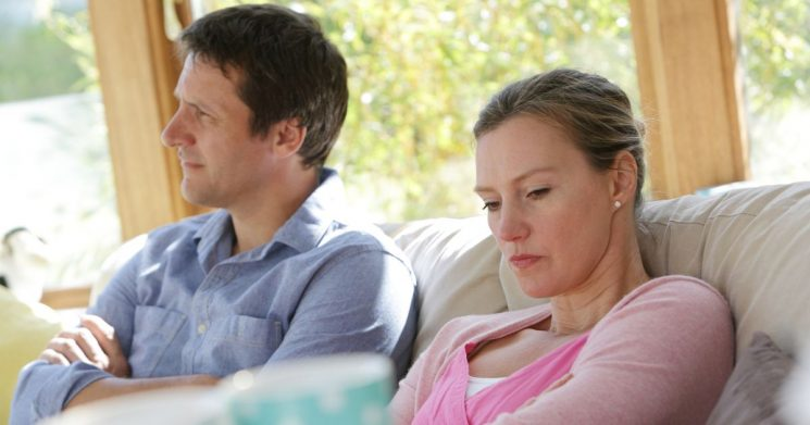 'My wife and I resent each other – but she went mad when I suggested separating'
