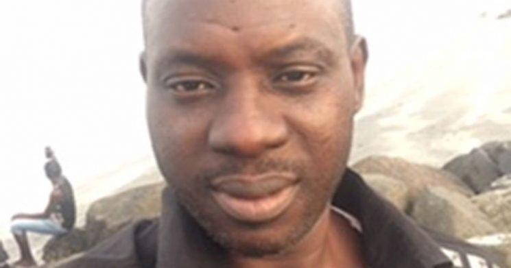 Man plunges to death from third-floor flat after 'armed burglars break in'