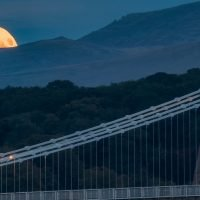 October Full Moon 2018: When and where to see the Hunter's Moon