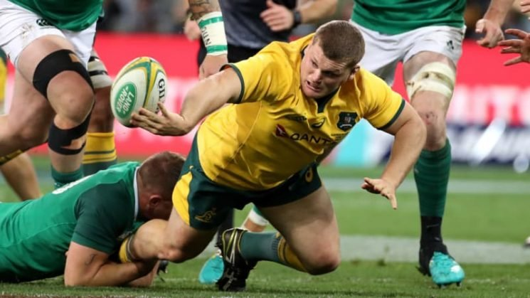 Wallaby Robertson could miss World Cup after 'significant' knee injury