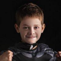 Superhero Max's brave fight against rare disease inspires fundraising push