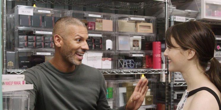 Hailey Baldwin's Makeup Artist Has An Entire Storage Unit Full of Makeup