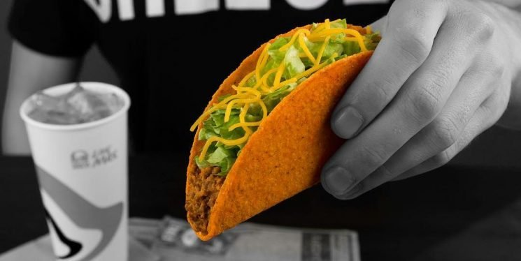 This Is Literally the Easiest Way to Snag Some Free Taco Bell Tacos