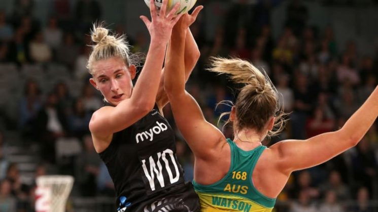 Silver Ferns ring the changes as four-Test Australia series awaits