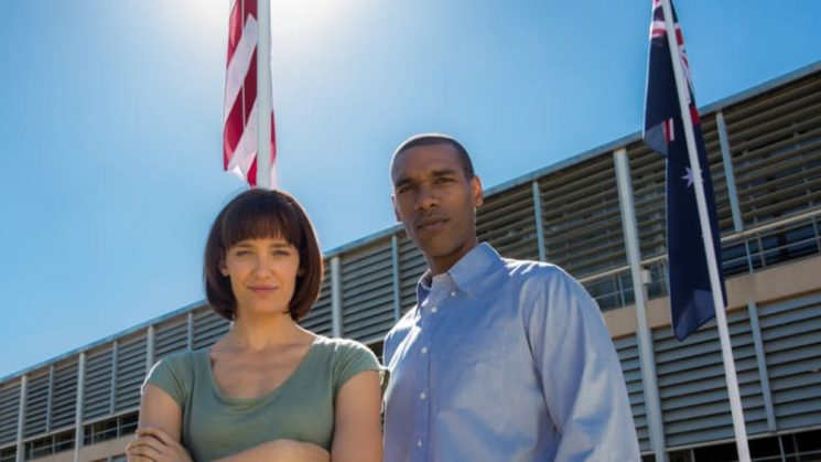 Is anyone watching? Conundrum at heart of Netflix-ABC drama Pine Gap