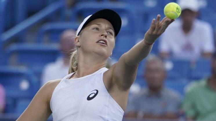Millman, Gavrilova exit tournaments