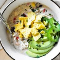 20 Minutes Is All You Need to Fall in Love With This White Chicken Chili Instant Pot Recipe