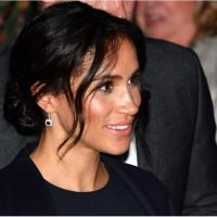 Meghan Markle Has a Ton of Navy Dresses, But This Looks Like 1 of Her Favorites