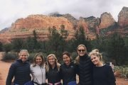 Celeb Vacations: Reese Witherspoon Takes a Girls Trip to Arizona, Ashley Graham Poses in Moscow and More!