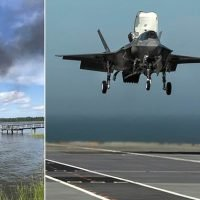 RAF grounds £120m F-35 fighter jets as experts probe faulty fuel line