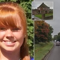 Teenage girl, 17, died when she crashed her car head-on into a lorry