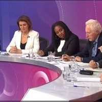 CRAIG BROWN: It's the Question Time dinner from hell!
