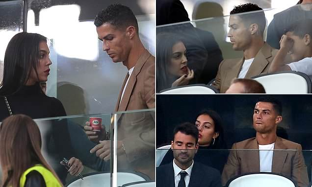 Cristiano Ronaldo spotted with his girlfriend and son since rape claim