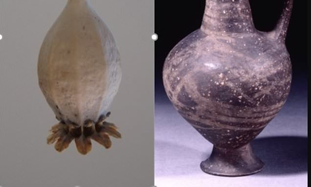 The 'Opium jugs' used to ferry drugs in the Bronze Age revealed