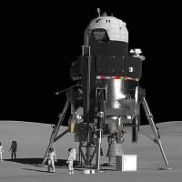 Lockheed Martin lunar lander could let astronauts explore the moon
