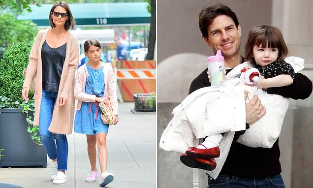 Tom Cruise 'hasn't seen daughter Suri in years' according to report