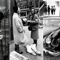 Student's black and white images capturing 1960s Edinburgh unveiled