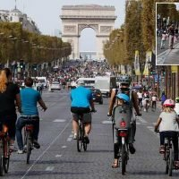 Paris bans cars on first Sunday of every month to improve air quality