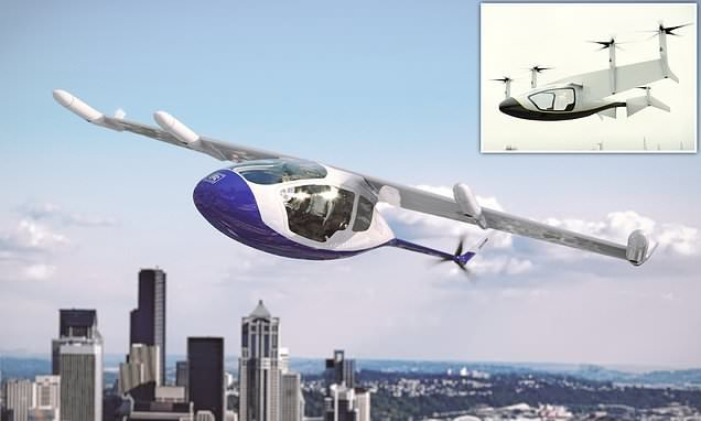 Flying taxis? £10mil fund for 'plausible technologies of the future'