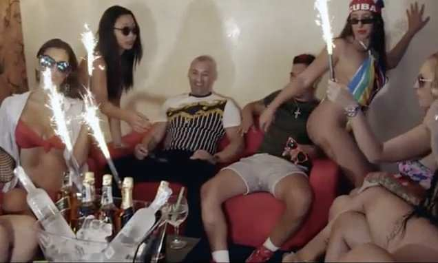 Spain's most wanted man taunts police by starring in music video