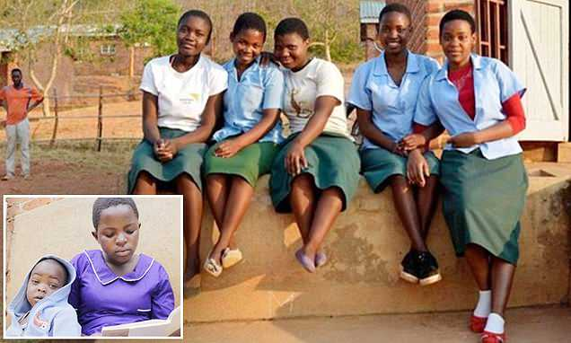 The brave young girls who escaped traumatic child marriages