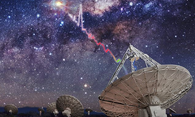 'Alien' fast radio bursts found extremely close to Earth