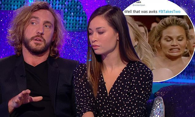 Strictly fans left cringing over Seann Walsh and Katya Jones' apology