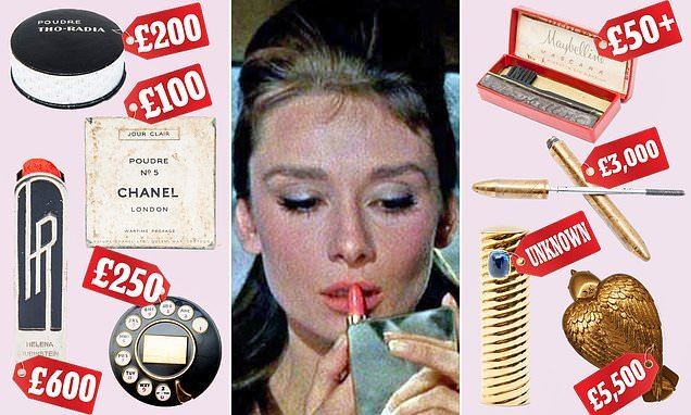Have you got a vintage treasure in your makeup bag?