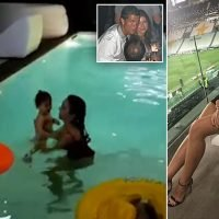 Cristiano Ronaldo's girlfriend post video as he denies rape allegation