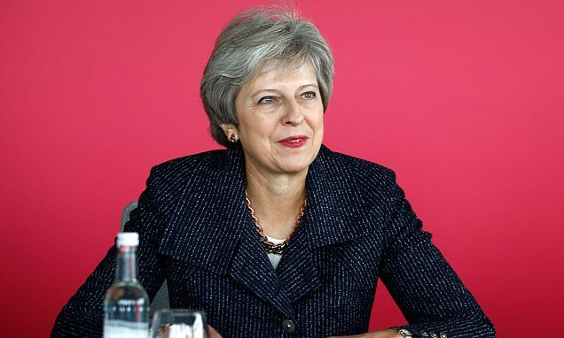 Theresa May: Ethnic salary audit plans may expose uncomfortable truths