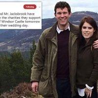 Royal family tweets about 'Mr Jacksbrook'