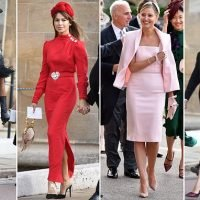Royal wedding best dressed guests are revealed