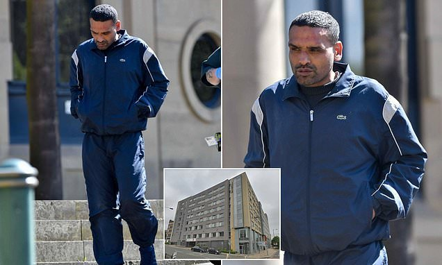 Man, 40, GUILTY of raping woman with broken jaw and cracked teeth