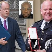 Chief Coroner defends 'Commissioner Coward' over Westminster attack
