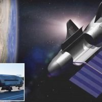 Mysterious X-37B unmanned Nasa space plane passes 400 days in orbit