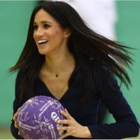 Meghan Markle May Be Royalty Now, but She Isn't Afraid to Work Up a Sweat and Play Sports