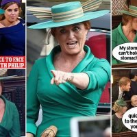 Duchess of York finds herself back in the royal fold, says SARAH VINE