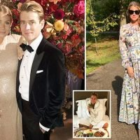 Are these the royal wedding's most glamorous guests?