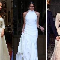 Royal wedding: Eugenie broke with tradition in Zac Posen dress