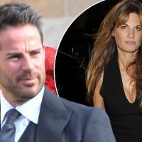 Jamie Redknapp and Jemima Goldsmith seen together after Royal Wedding