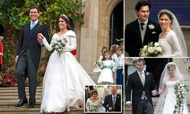 Prince Andrew rejected calls for modest wedding  for Princess Eugenie
